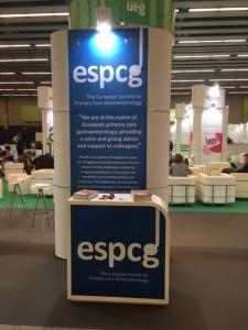 ESPCG at UEGW in Barcelona!